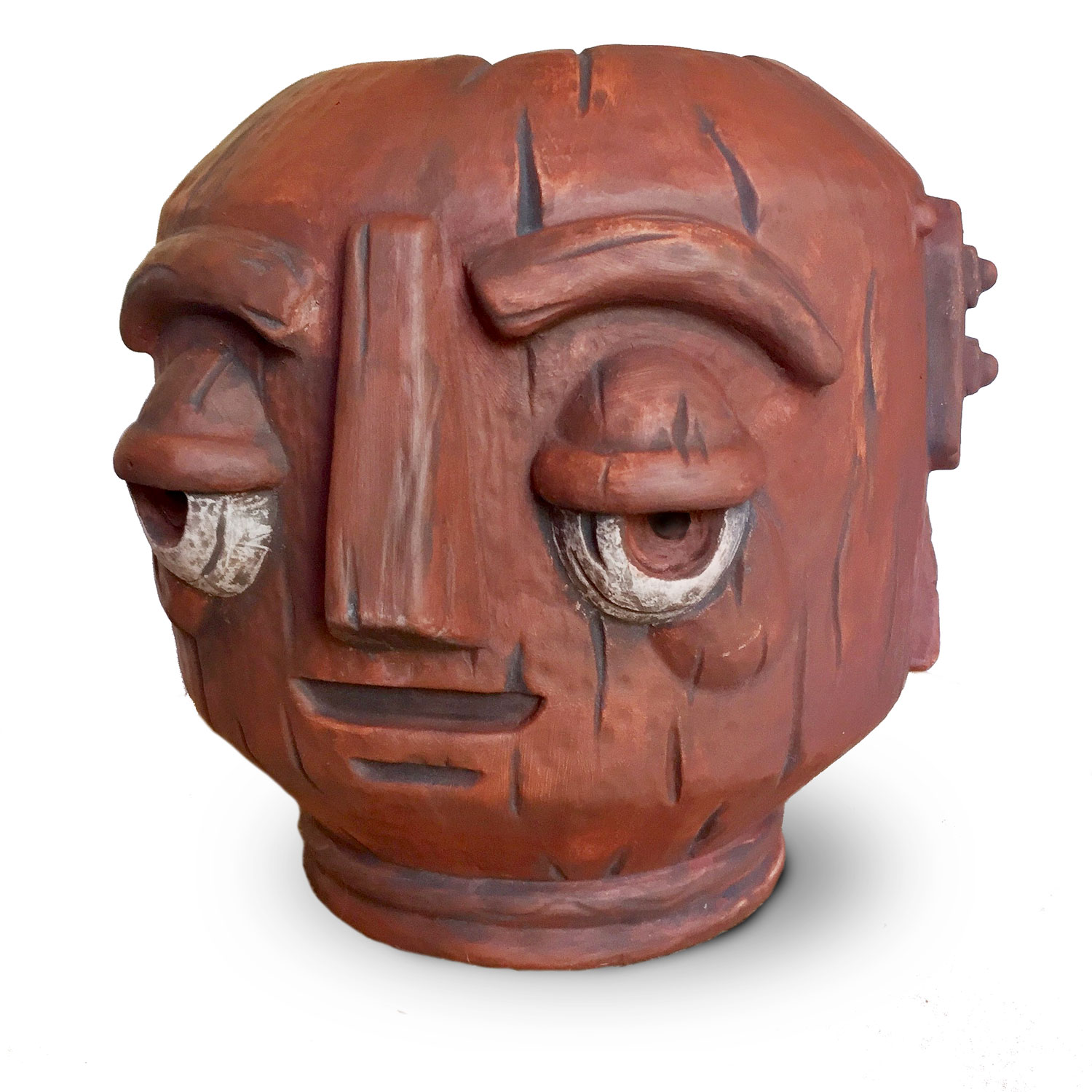 Easy Living Tiki Mug Front View